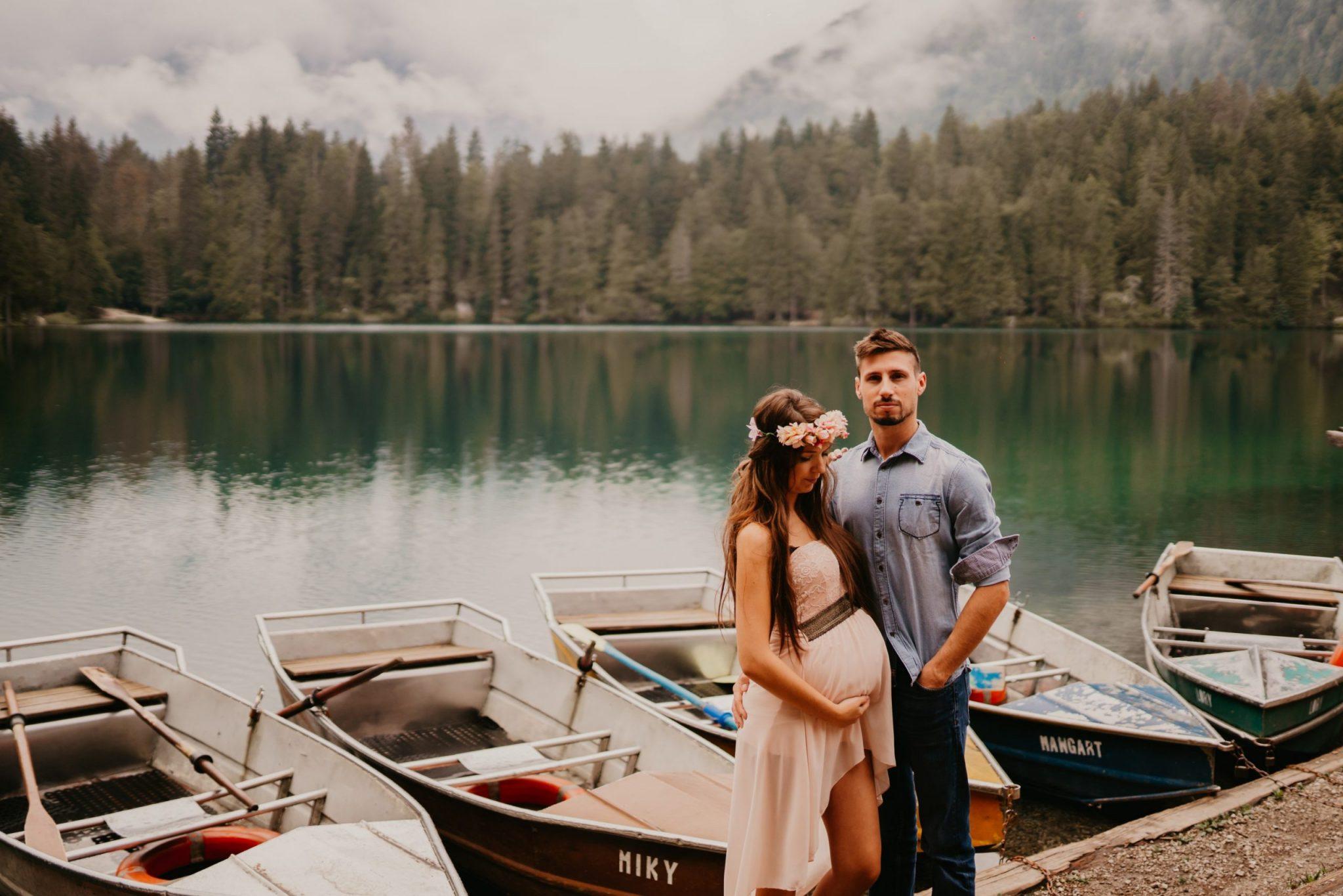 Fotografiranje nosečnic  – kaj obleči?