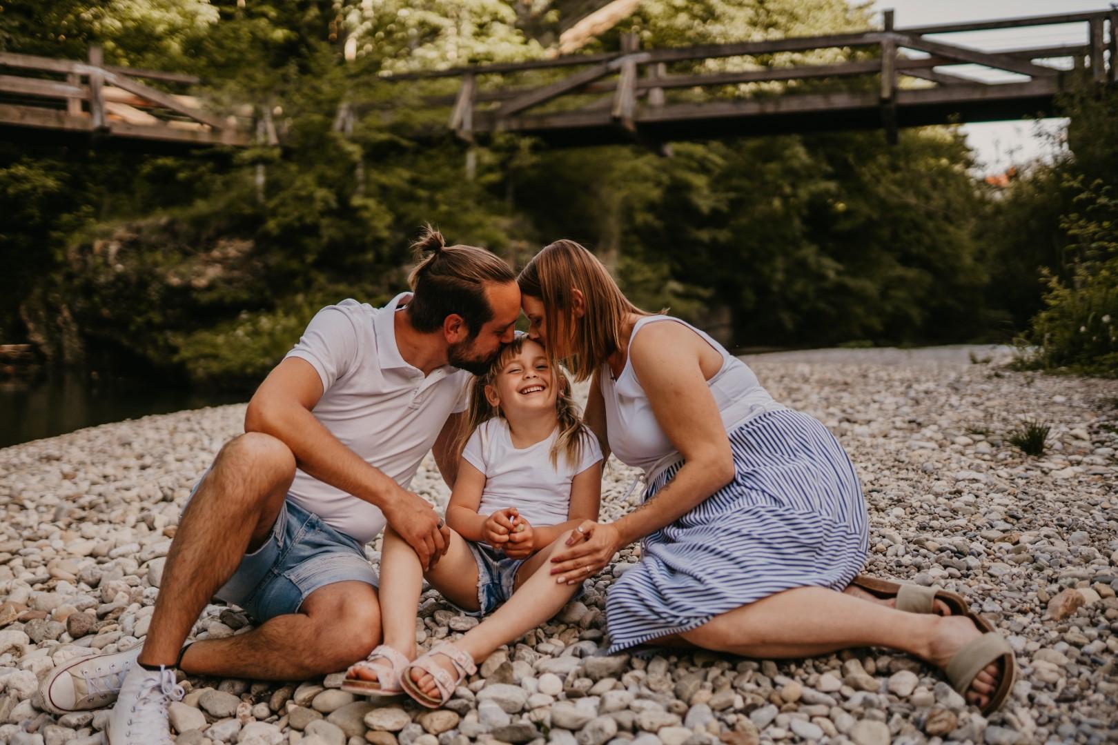 Družinsko fotografiranje – čustveni spomini!